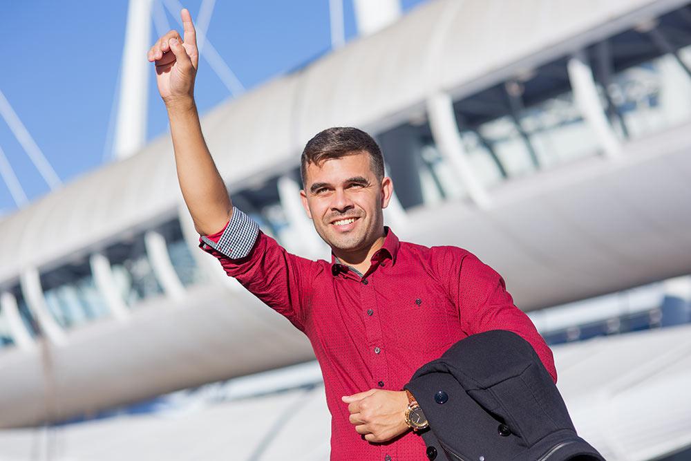 patente K per il trasporto professionale di persone